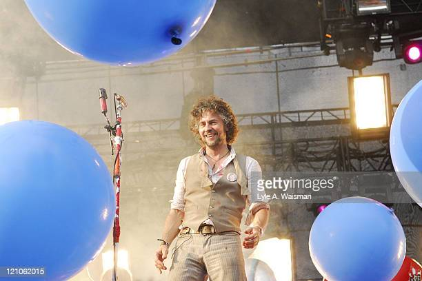 The Flaming Lips during 2006 Lollapalooza Day 2 at Grant Park in Chicago Illinois United States