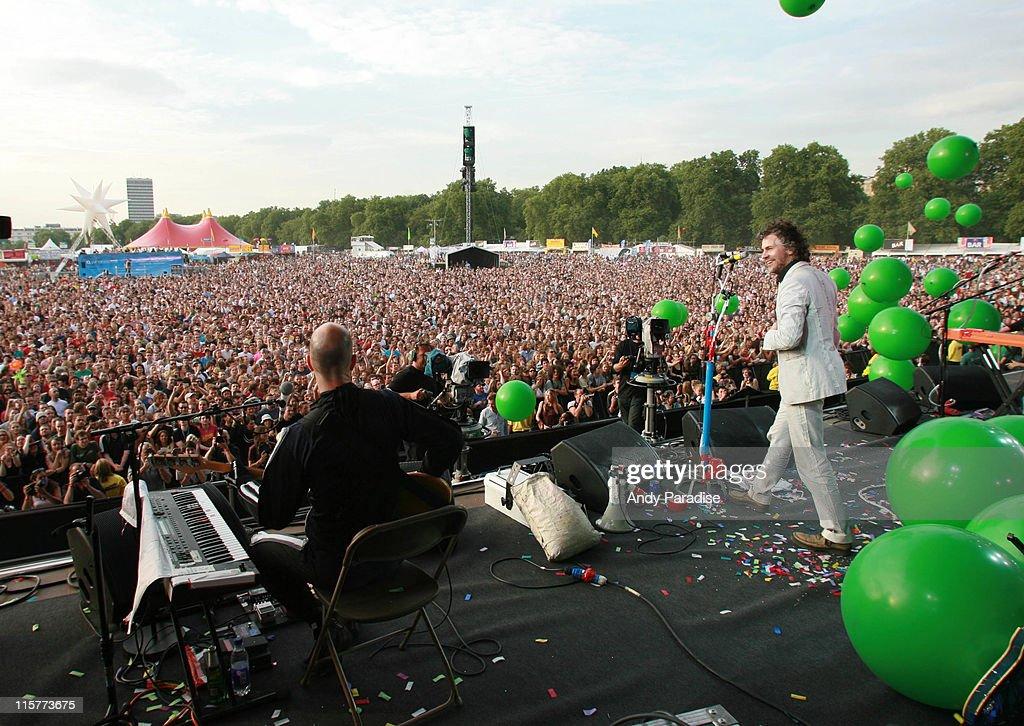 O? Wireless Festival 2006 - London - Day 3