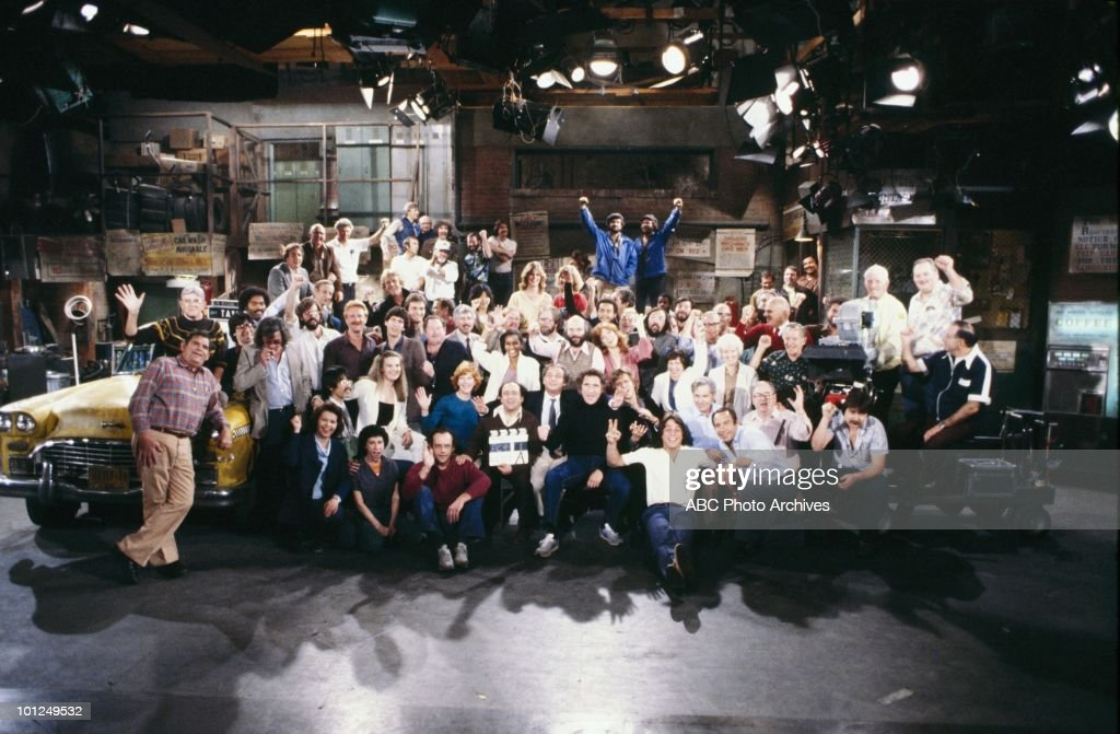 TAXI - 'The Fledgling' which air on November 26, 1981. (Photo by ABC Photo Archives/ABC via Getty Images) CAST & CREW