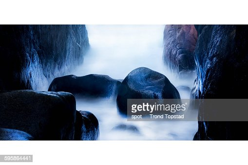 The Floating Rocks Stock Photo Getty Images