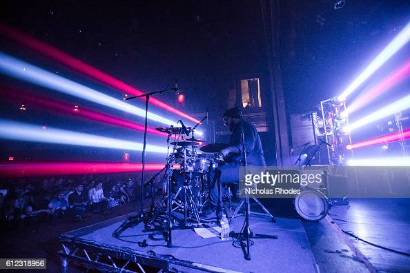 The Floozies perform at Girls Boys at Webster Hall on February 26 2016