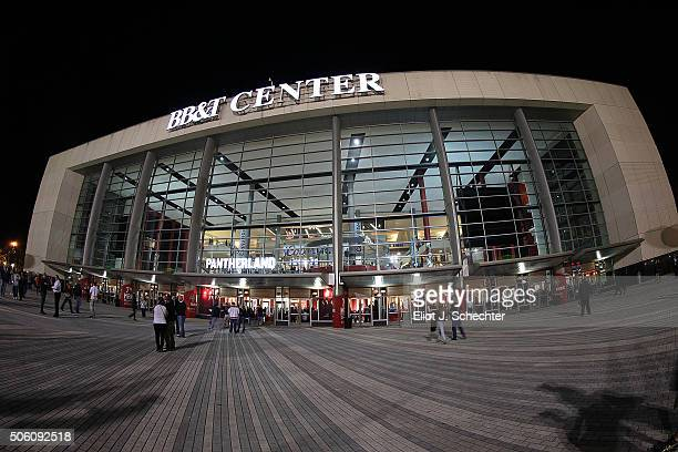 The Florida Panthers host the Edmonton Oilers at the BBT Center on January 18 2016 in Sunrise Florida