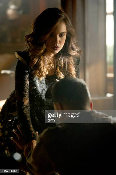 THE MAGICIANS 'The Flying Forest' Episode 204 Pictured Summer Bishil as Margo