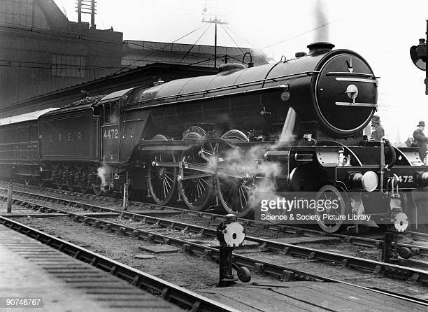 The �Flying Scotsman' was a Pacific class A1 4 62 locomotive number 4472 built for the London and North Eastern Railway in 19261928 It was used on...
