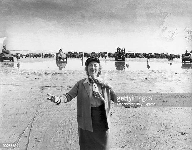 �The Forces' Sweetheart� Vera Lynn at an anniversary commemoration of the World War Two DDay Landings