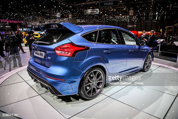 Ford Focus Rs Stock Photos And Pictures Getty Images
