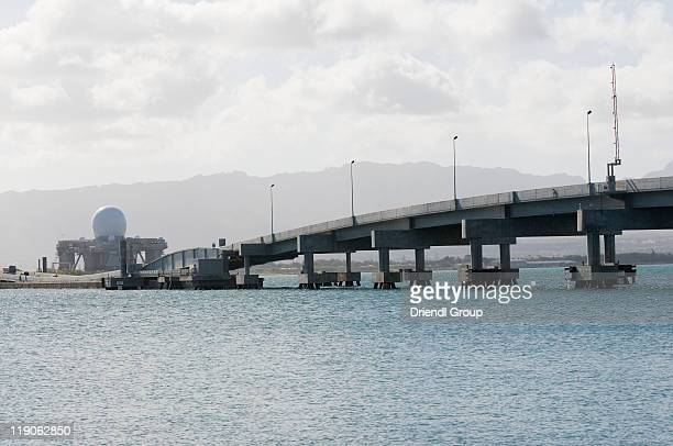 The Ford Island Bridge