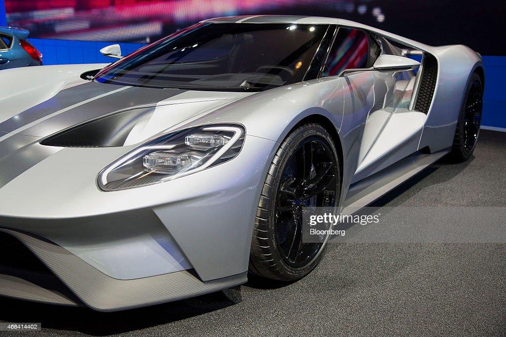 Inside The 2015 New York International Auto Show Getty