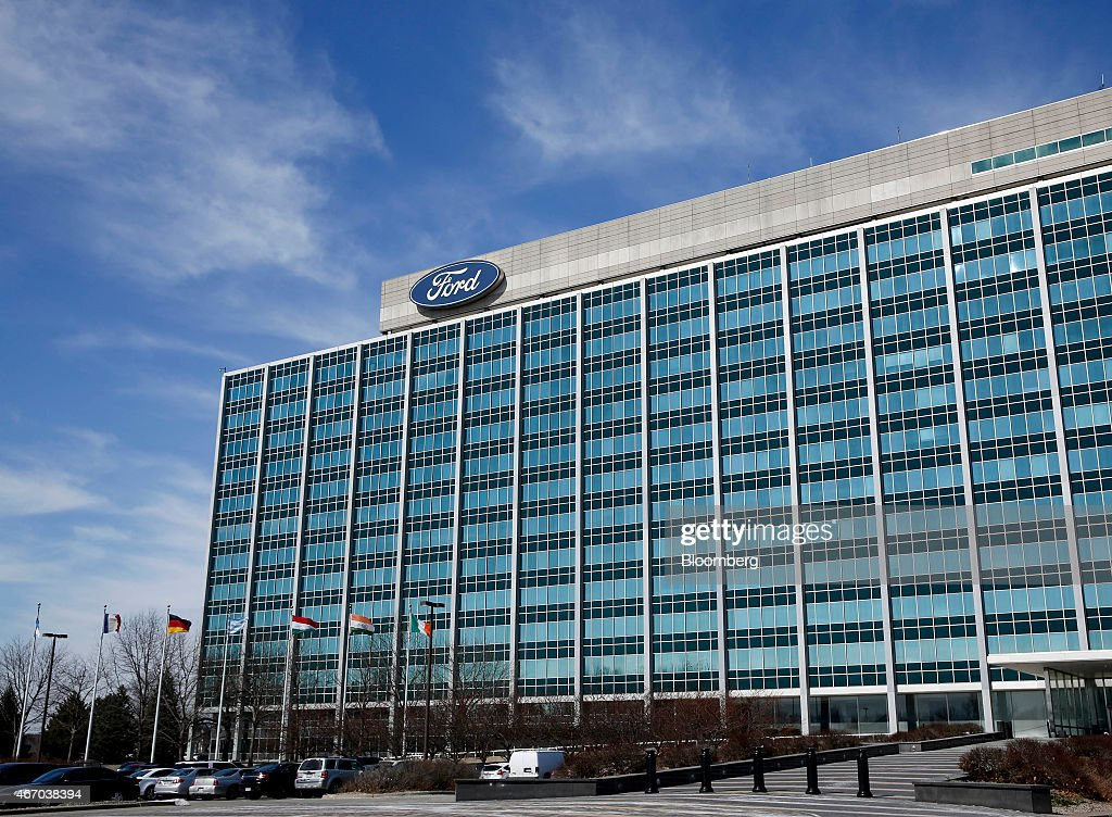 Ford motor credit company dearborn michigan for Ford motors corporate office