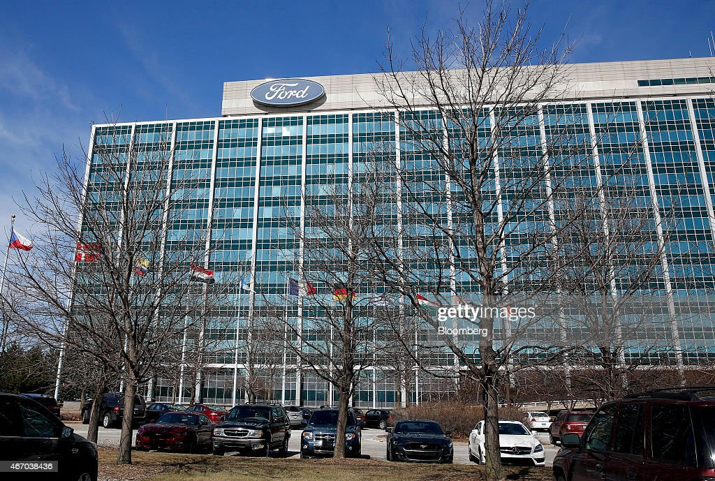 Ford motor company headquarters dearborn michigan for Ford motors corporate office