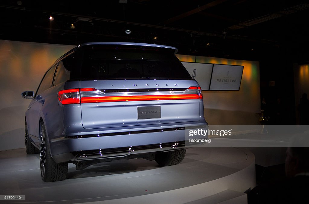 Ford Motor Co Reveal Event Ahead Of The New York