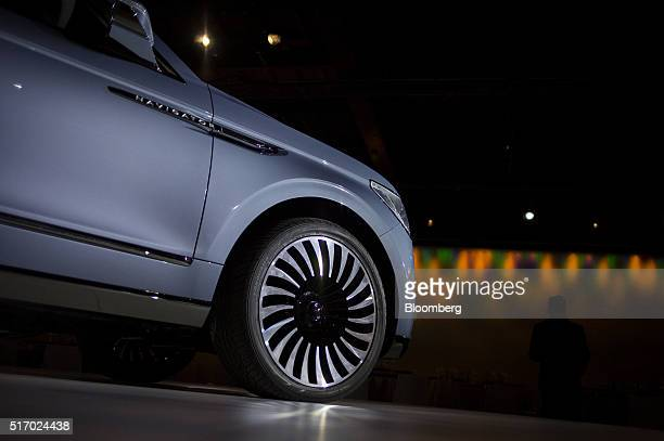 Lincoln motor company stock photos and pictures getty images for Lincoln motor company news