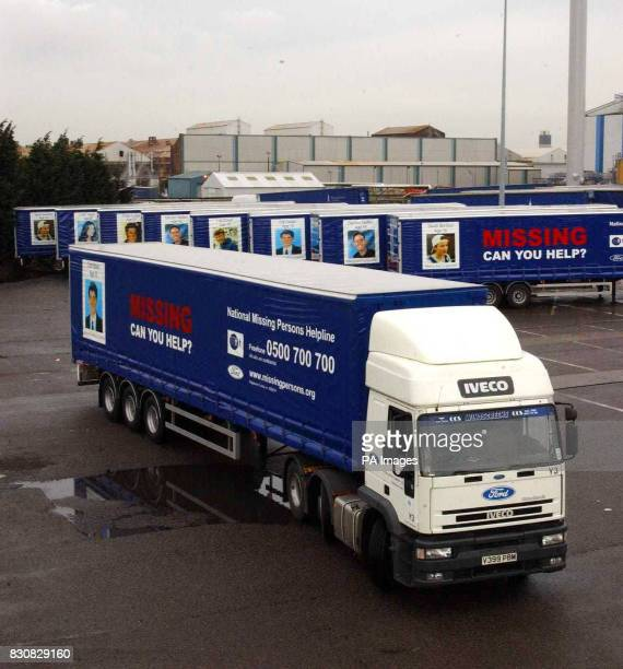 The Ford Motor Company whose lorries travel around Britain transporting car components is teaming up with the National Missing Person's Helpline to...