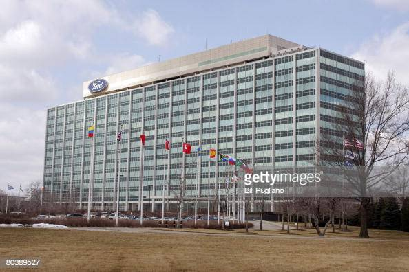 Dearborn stock photos and pictures getty images for Ford motors corporate office