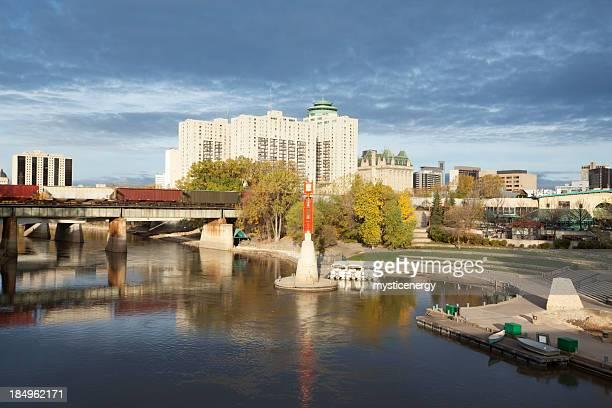 Las horquillas Winnipeg