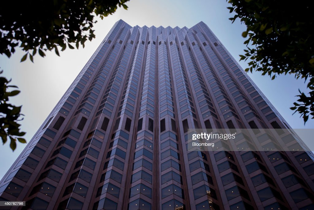 The former Bank of America Headquarters at 555 California Street stands in San Francisco, California, U.S., on Tuesday, June 17, 2014. An iconic San Francisco office property in the heart of the financial district is poised for a makeover as surging technology firms squeezed out of the popular South of Market area migrate to other neighborhoods. Photographer: David Paul Morris/Bloomberg via Getty Images