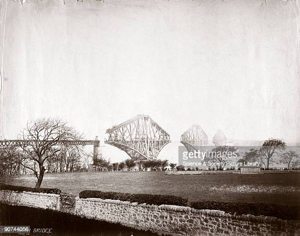 The Forth Railway Bridge was opened in March 1890 following eight years of building and completed the east coast railway route between London and...