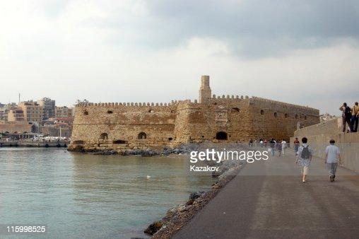 イラクリオンの要塞都市です。