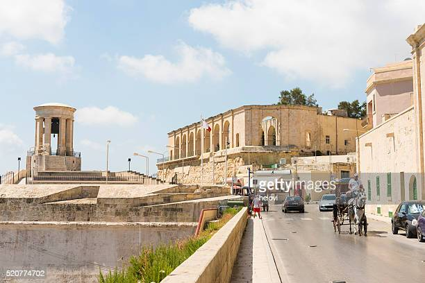 The Fortress City Valetta