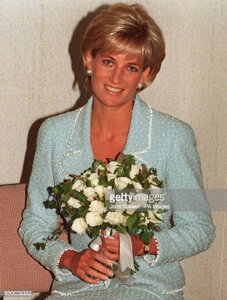 The fourth anniversary of the death of the princess was being marked privately by her sons William and Harry The teenage princes and their father the...