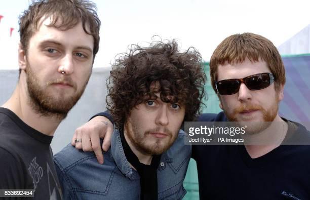The Fratellis at BBC Radio 1's Big Weekend in Preston PRESS ASSOCIATION Photo