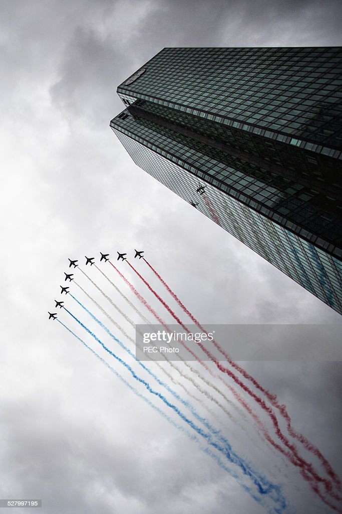 The French aerobatic team