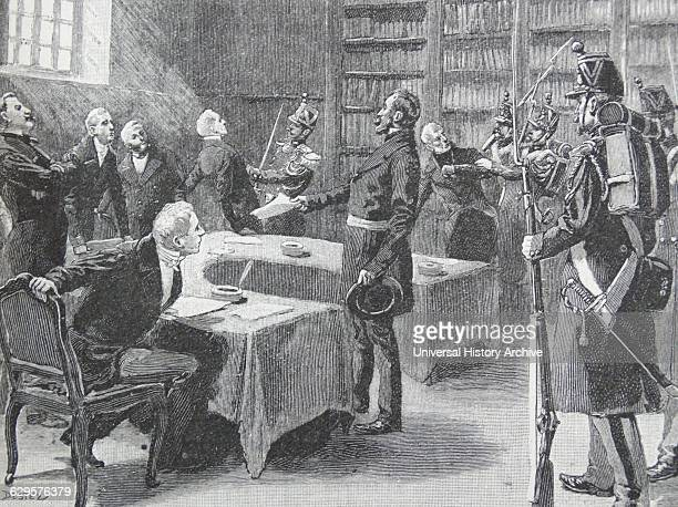 The French coup d'état of 5 December 1851 was a selfcoup staged by Prince LouisNapoléon Bonaparte It ended in the successful dissolution of the...