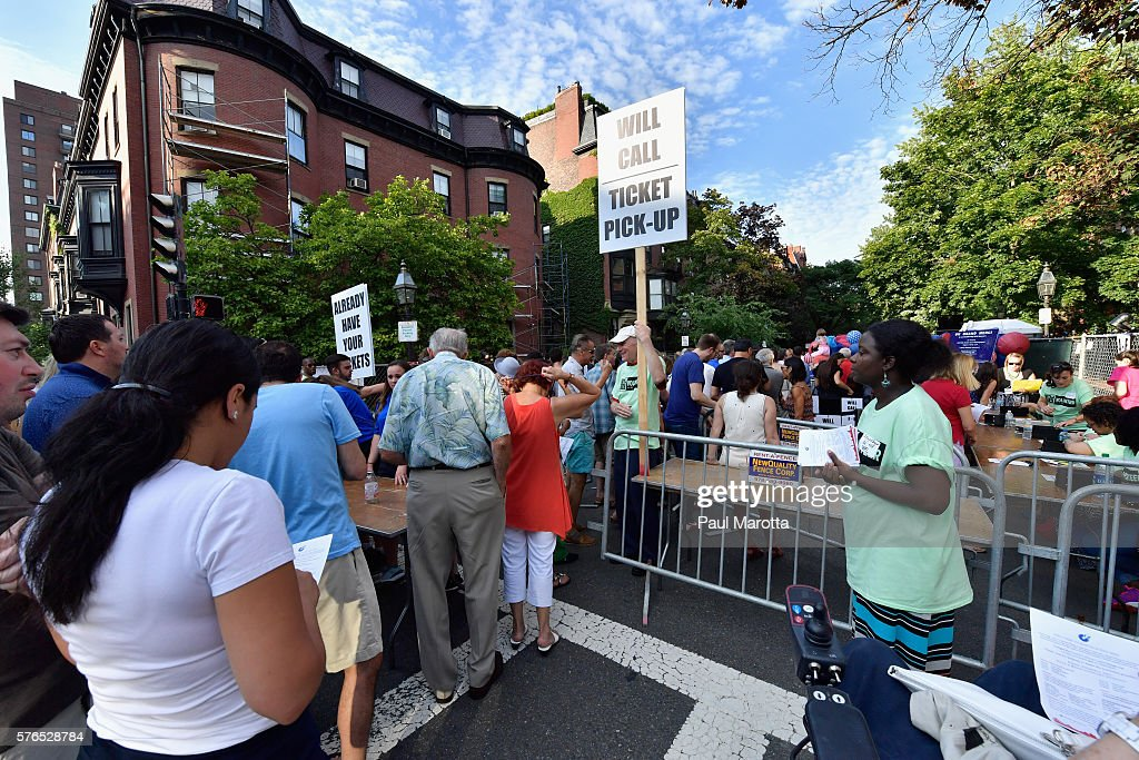 The French Cultural Center in Boston held its annual Bastille Day celebrations in Back Bay amidst heavy security despite the attack on Thursday in...