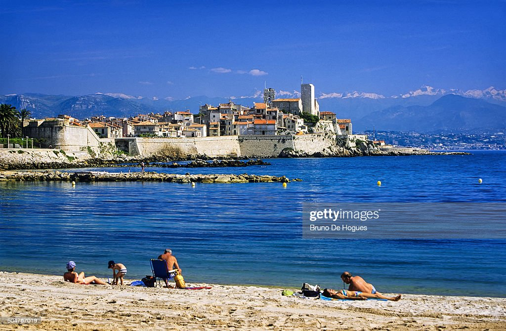 The French Riviera, Antibes