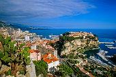 The French Riviera, Monaco