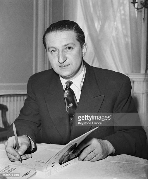 Marcel Chevalier Photos et images de collection | Getty Images