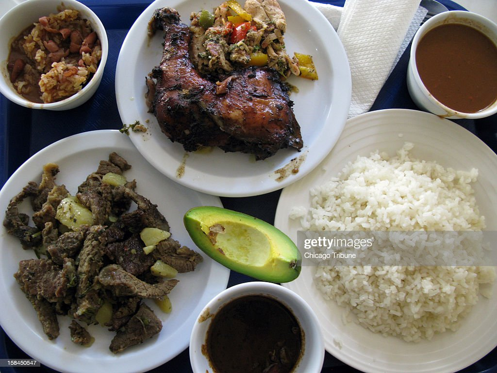 The fresh and hearty food at D'Comer Colonial might be as close as a tourist can get to a home-cooked meal in Santo Domingo.