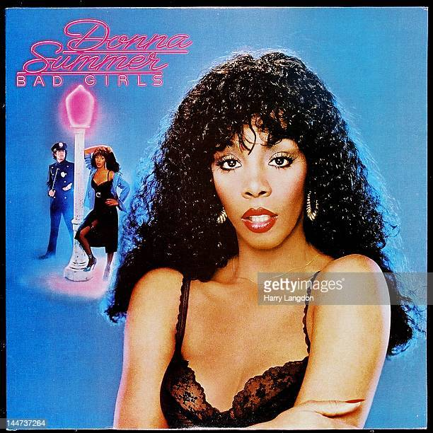 The front cover of the Donna Summer album 'Bad Girls' released in 1979