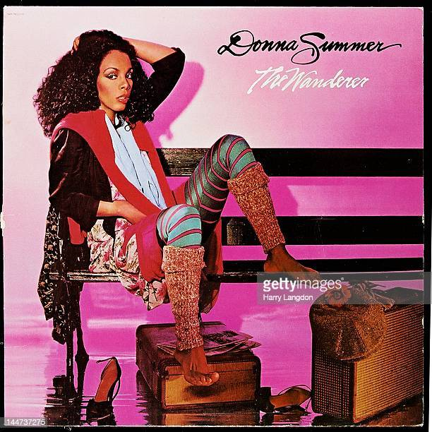 The front cover of the Donna Summer album 'The Wanderer' released in 1980