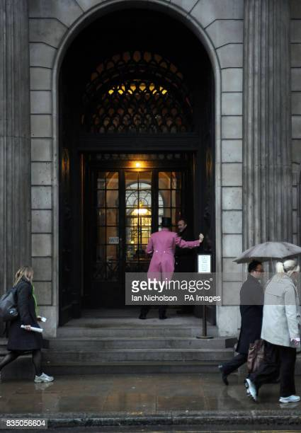 The front entrance to the Bank of England in London The Bank of England is set to slash interest rates to another historic low today as it grapples...
