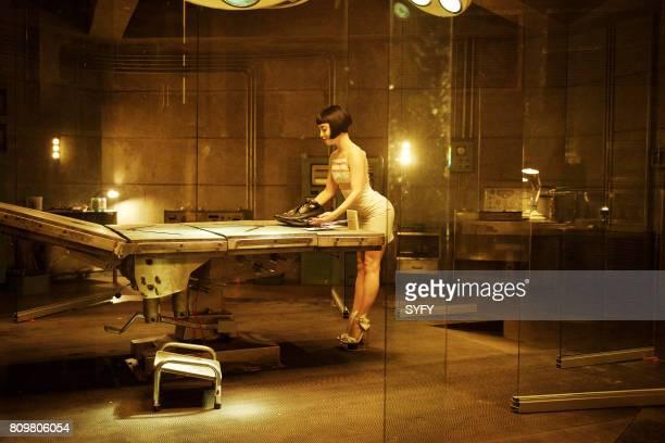 DRIVE 'The Fucking Dead' Episode 105 Pictured Marama Corlett as Aki