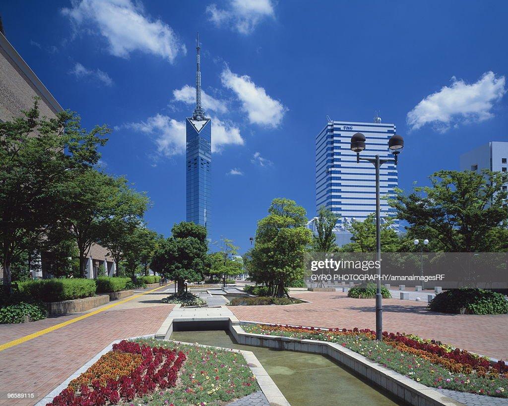 The Fukuoka Tower, Fukuoka, Japan