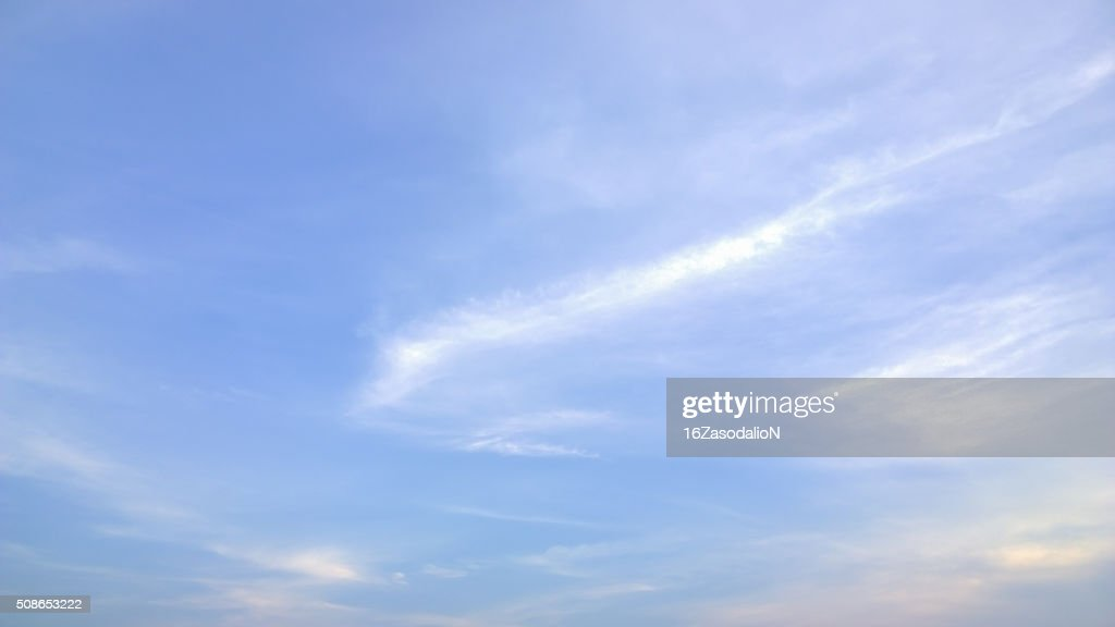 The full cloud : Stock Photo