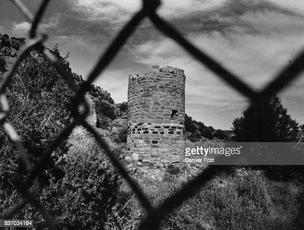 The function of the towers which are numerous in the area isn't known for certain Speculation is that they may have been storage bins or lookout...