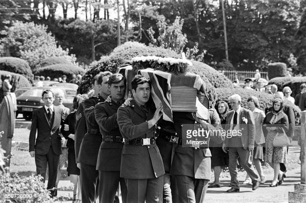 The funeral of Private Richard Turnbull from Guisborough Richard was killed on the 29th June 1977 while serving with the 3rd Battalion Light Infantry...