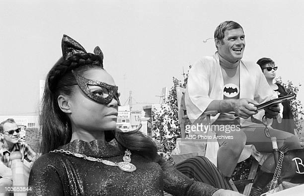 BATMAN 'The Funny Feline Felonies' Airdate December 28 1967 EARTHA