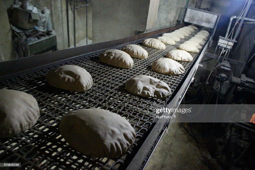 The furnace was restarted a short time ago because of the high cost of fuel and the price of flour and in the four days of Eid the bread oven bread...
