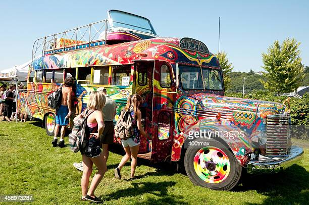 The Further Bus at Hempfest