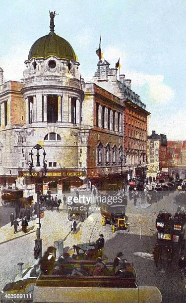 The Gaiety Theatre Strand London 1907 The Gaiety Theatre was a West End theatre in the City of Westminster located on Aldwych at the eastern end of...
