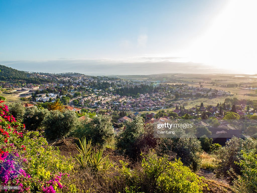 The Galilee, Northern Israel