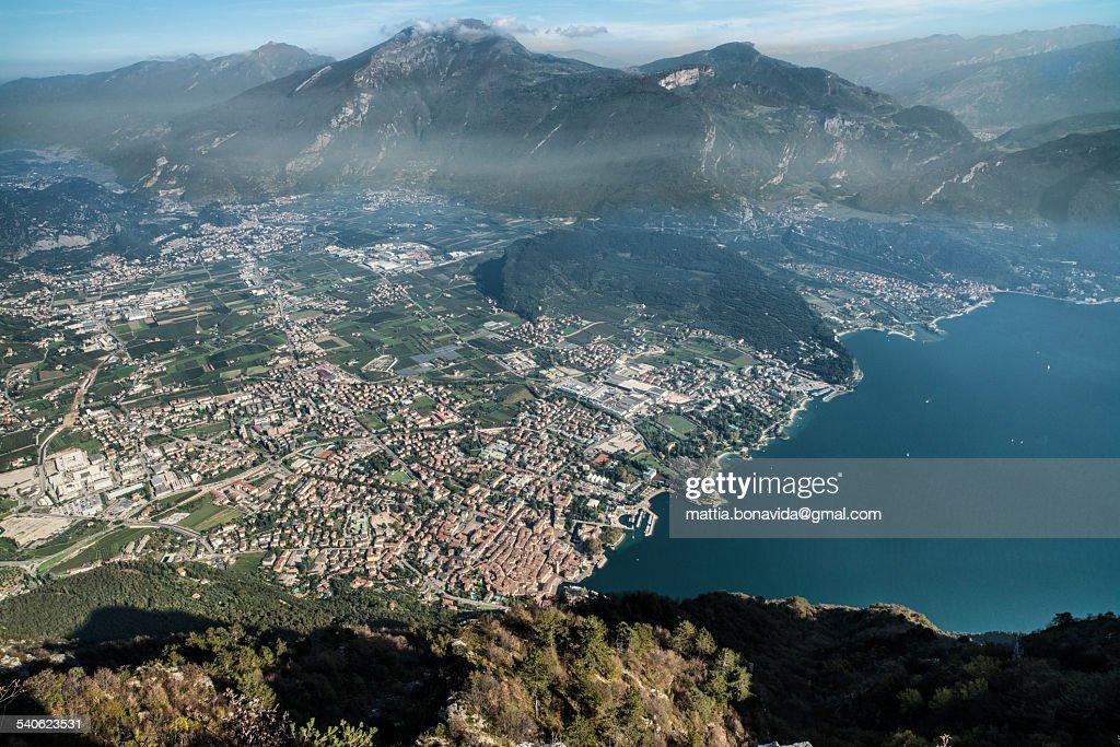 The Garda Trentino.