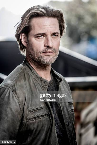COLONY 'The Garden of Beasts' Episode 210 Pictured Josh Holloway as Will Bowman