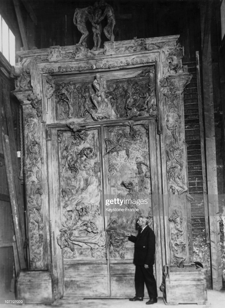 The Gates Of Hell Of Rodin
