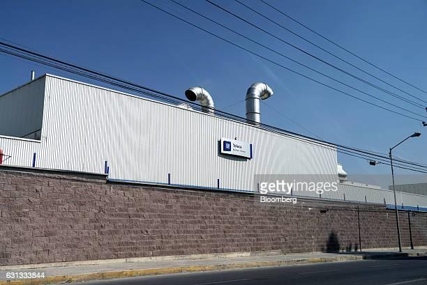 The General Motors Co assembly plant stands in Toluca de Lerdo Mexico on Saturday Jan 7 2017 Presidentelect Donald Trump slammed General Motors in a...