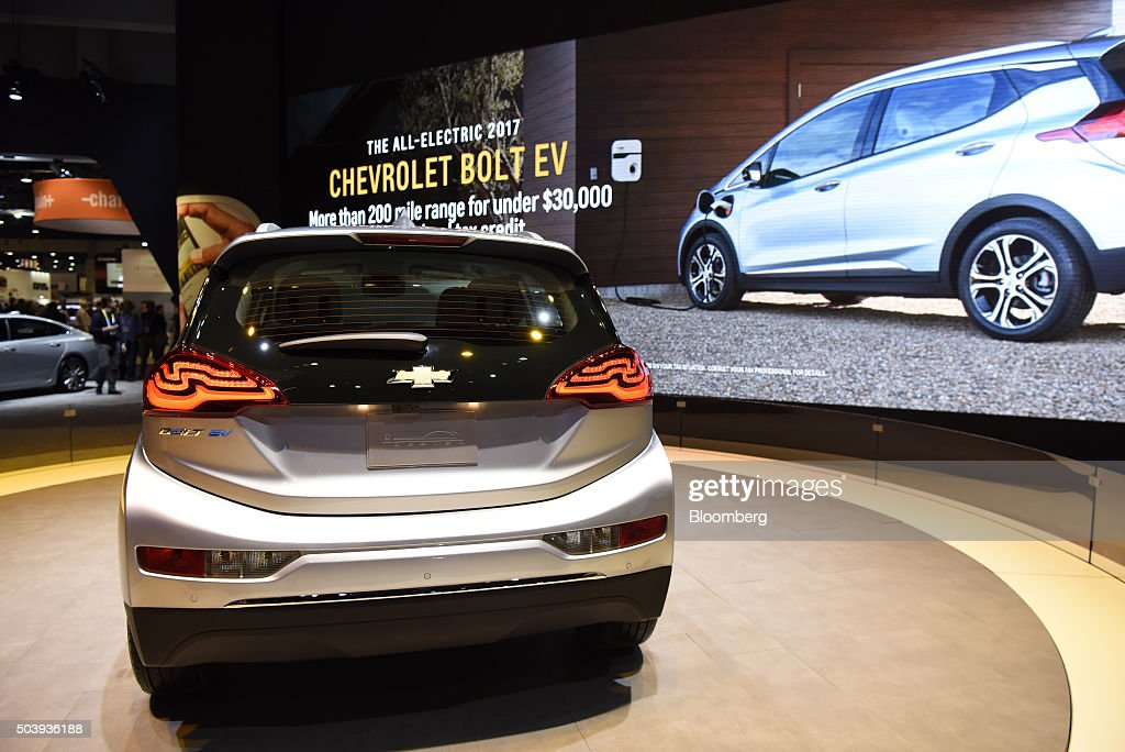 Inside the 2016 consumer electronics show getty images for General electric motor company